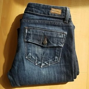 "Paige ""Laurel Canyon"" Jeans."